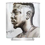 Kendrick Lamar Shower Curtain