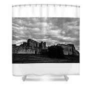 Kenilworth Castle 2 Shower Curtain