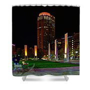 Kennedy Greenway 2637 Shower Curtain