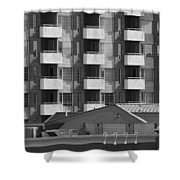 Kenstington Condo Shower Curtain