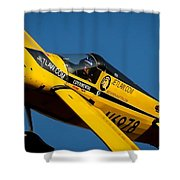 Kent Jackson In Once More, Friday Morning. 16x9 Aspect Signature Edition Shower Curtain