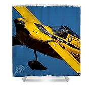 Kent Jackson In Once More, Friday Morning. 5x7 Aspect Signature Edition  Shower Curtain