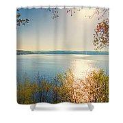 Kentucky Lake Shower Curtain