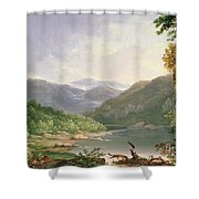 Kentucky River Shower Curtain