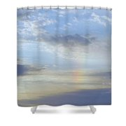 Kentucky Rainbow Shower Curtain by John Parry