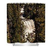Kepler Cascades Shower Curtain