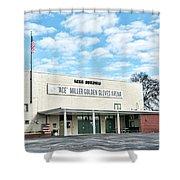 Kerr Building Shower Curtain