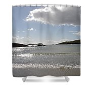 Kerry Beach Shower Curtain