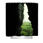 Kesh Caves Co Sligo Ireland Shower Curtain