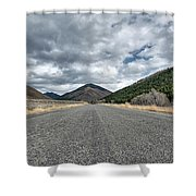 Ketchum Road Shower Curtain