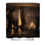 Kettle - Ready For A Drink Shower Curtain