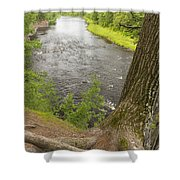 Kettle River 3 Shower Curtain