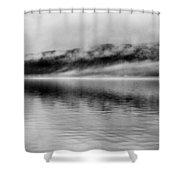 Keuka Mists Shower Curtain