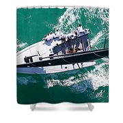 Key West 2015 Shower Curtain