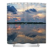 Key West Sunrise 11 Shower Curtain