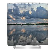 Key West Sunrise 7 Shower Curtain