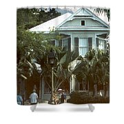 Keywest Shower Curtain by Steve Karol