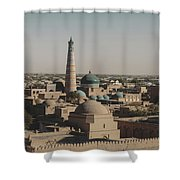 Khiva Shower Curtain
