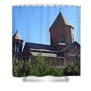 Khor Virap Monastery  Shower Curtain