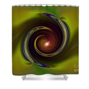 Ki Series. 19 W Shower Curtain