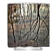 Kill Creek 8394 Shower Curtain