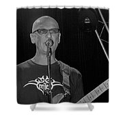 Kim Mitchell Shower Curtain