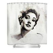 Kim Novak, Actress Shower Curtain