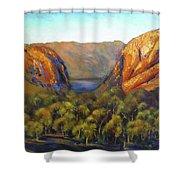 Kimberley Outback Australia Shower Curtain