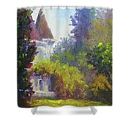 Kimberly Crest Shower Curtain