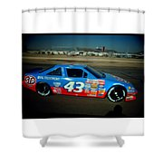 Kind Richard At Speed Shower Curtain