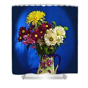 Kind Thoughts Shower Curtain