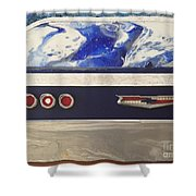 Kinda Impala Shower Curtain