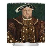 King Henry V I I I Shower Curtain