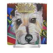 King Louie Shower Curtain