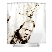 King Of Kings And Lord Of Lords Shower Curtain