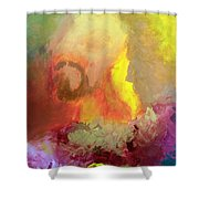 King Of Peace Shower Curtain