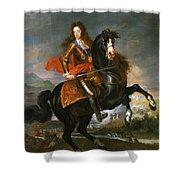 King William I I I Shower Curtain
