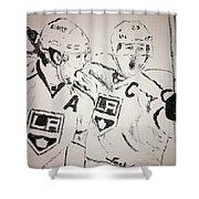 Kings Captains Shower Curtain