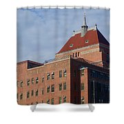 Kings County Hospital Center, Brooklyn Shower Curtain