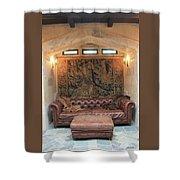 Kings Lair Shower Curtain