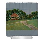 Kingspark Shower Curtain