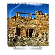 Kinishba Ruins Shower Curtain