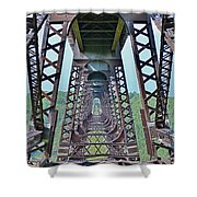 Kinzua Shower Curtain