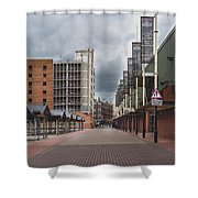 Kirkgate Market Shower Curtain