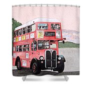 Kirkland Bus Shower Curtain