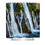 Kiss Of Water Shower Curtain