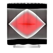 Kissing Up Shower Curtain