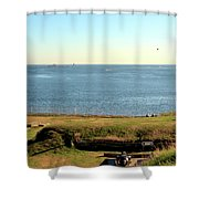 Kittery Point 2 Shower Curtain