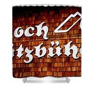 Kitzbuehel Shower Curtain