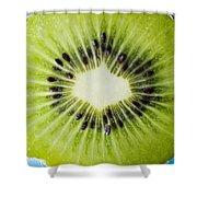 Kiwi Cut Shower Curtain